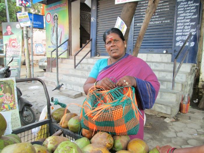 Poorani Ammal, Copyright  R Revathi / Mylapore Times